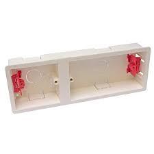 Dry Lining Box 2G + 1G 35mm