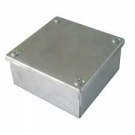 Galvainised Steel Boxes