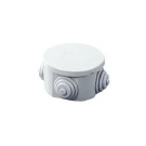 IP44 Circular Enclosure 65 x 35mm