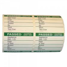 Pass Test Labels Large