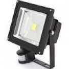 LED FLOODLIGHT + PIR (10w-30w-50watt)