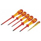 CK DextroVDE Screwdriver Slotted Parallel & PH Set Of 6 (T49182)