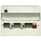 New Wylex 17th Edition Amendment 3 Consumer unit 10way
