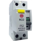 Wylex WRS63/2 Double Pole 30ma RCD